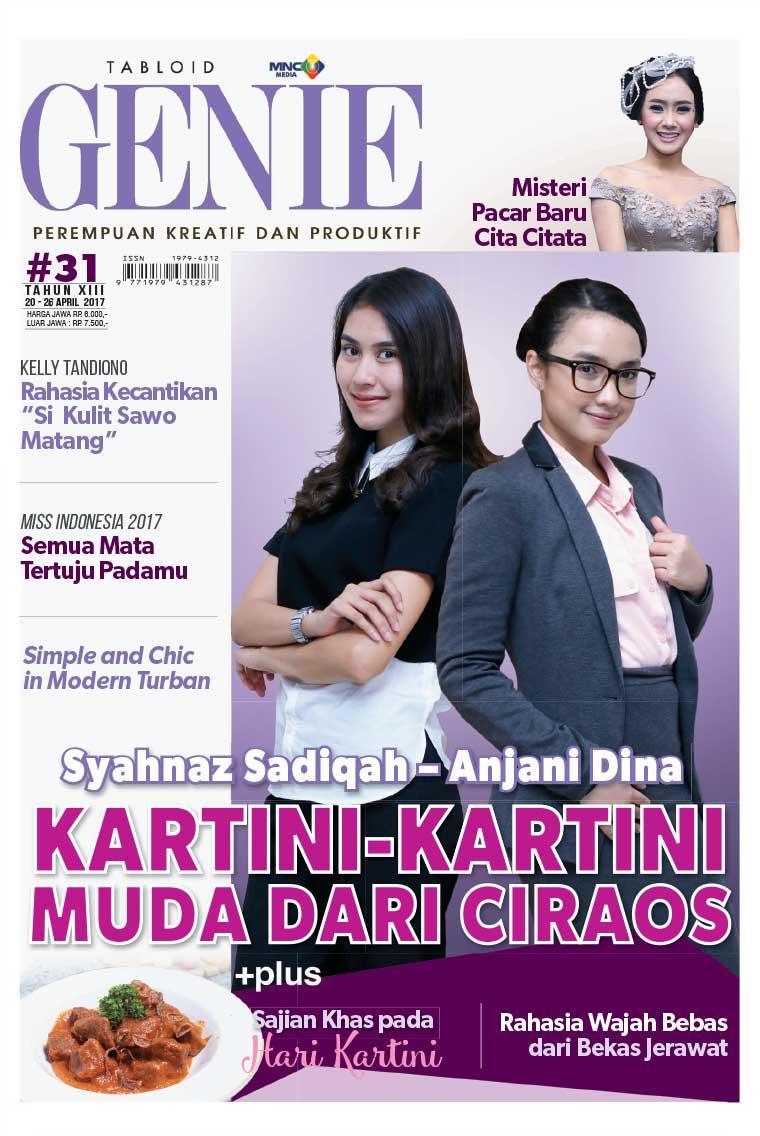 Majalah Digital Tabloid genie ED 31 April 2017