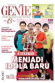 Cover Majalah Tabloid genie ED 30 April 2017