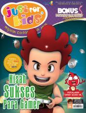 Cover Majalah just for kids ED 06 Oktober 2016