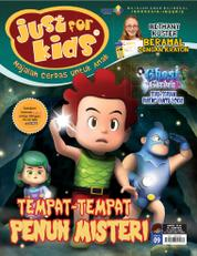 Cover Majalah just for kids ED 09 November 2016
