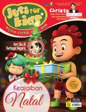 Cover Majalah just for kids ED 12 Desember 2016