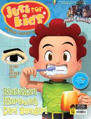Cover Majalah just for kids ED 16 Februari 2017