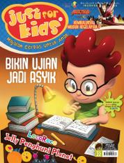 Cover Majalah just for kids ED 22 Mei 2017