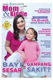 Tabloid Mom & Kiddie Magazine Cover ED 15 March 2017