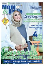 Tabloid Mom & Kiddie Magazine Cover ED 16 March 2017