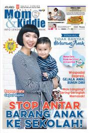 Tabloid Mom & Kiddie Magazine Cover ED 17 April 2017