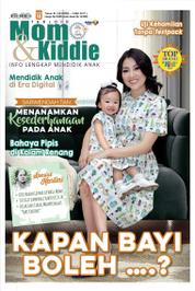 Tabloid Mom & Kiddie Magazine Cover ED 18 April 2017