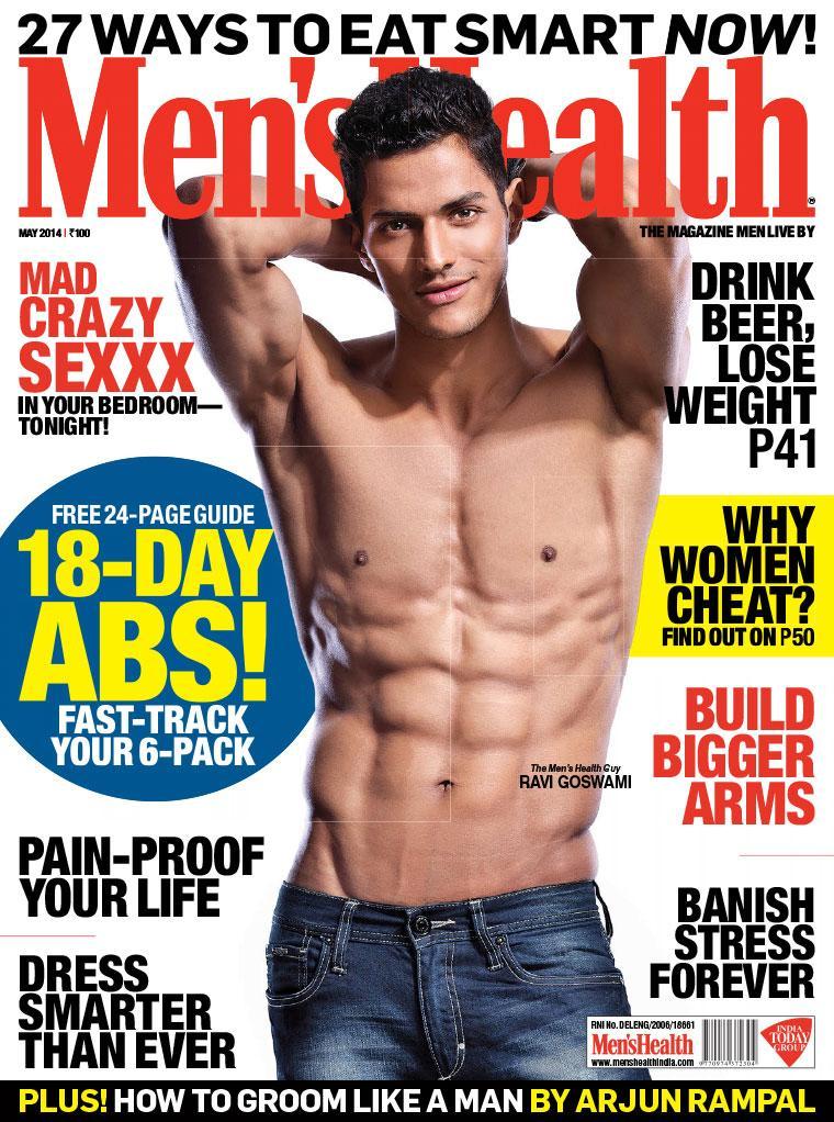 Mens Health India Digital Magazine May 2014