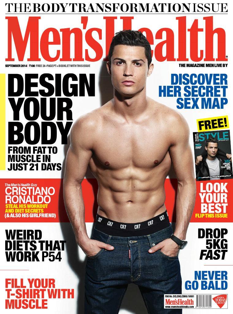 Men's Health India Digital Magazine September 2014