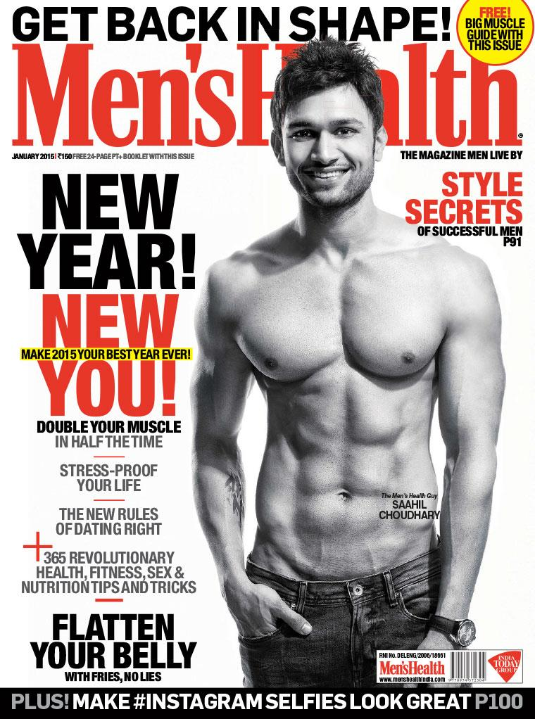 Men's Health India Digital Magazine January 2015