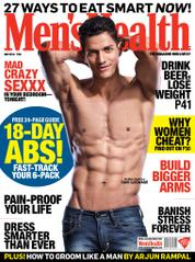 Mens Health India Magazine Cover May 2014