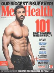 Men's Health India Magazine Cover March 2015