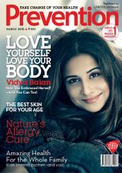 Prevention India Magazine Cover