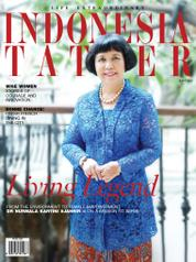 Cover Majalah INDONESIA TATLER April 2017