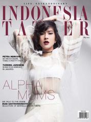 Cover Majalah INDONESIA TATLER Mei 2017