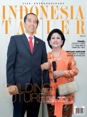 Cover Majalah INDONESIA TATLER