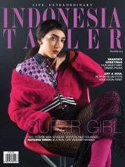 Cover Majalah INDONESIA TATLER Desember 2017