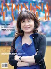 Cover Majalah INDONESIA TATLER Januari 2018