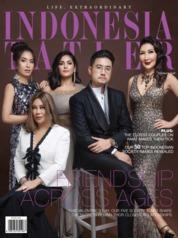 Cover Majalah INDONESIA TATLER Februari 2018