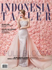 INDONESIA TATLER Magazine Cover