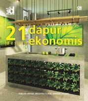 Seri Gambar Ruang 3D - 21 Desain Dapur Ekonomis by Cover