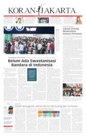 Cover Koran Jakarta 04 April 2019