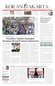Koran Jakarta Cover 27 May 2019