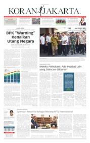 Koran Jakarta Cover