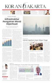Cover Koran Jakarta 09 Juli 2019