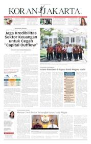 Cover Koran Jakarta 11 September 2019