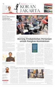 Koran Jakarta Cover 21 September 2019