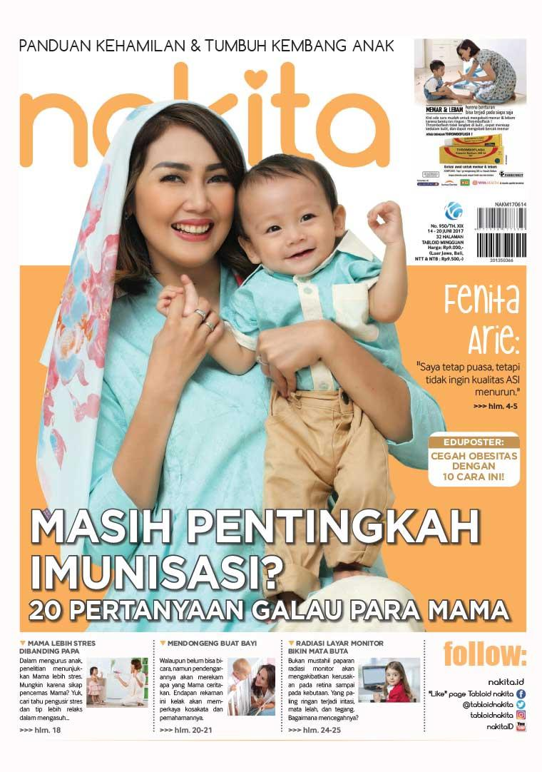 Majalah Digital nakita ED 950 2017