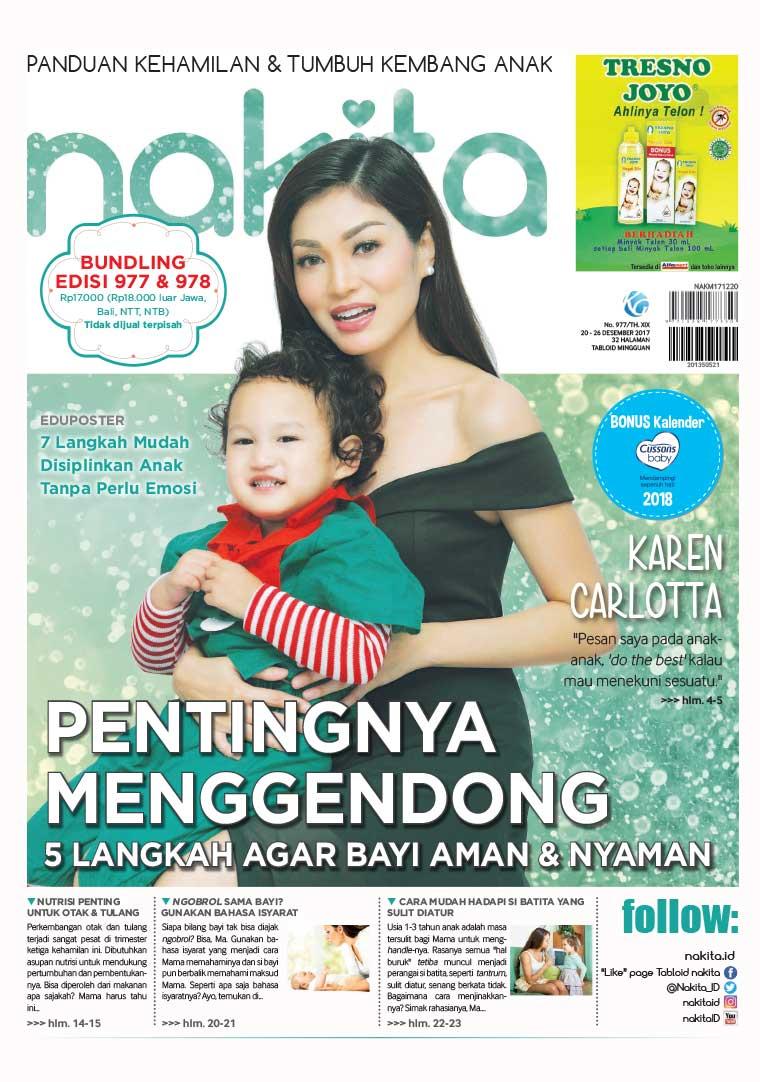 Majalah Digital nakita ED 977–978 2017