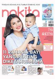 Cover Majalah nakita ED 948 2017