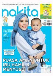 Cover Majalah nakita ED 947 2017