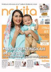 Cover Majalah nakita ED 950 2017