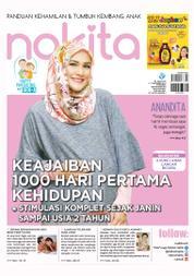 Cover Majalah nakita ED 962 2017