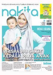 Cover Majalah nakita ED 963 2017