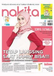 Cover Majalah nakita ED 965 2017