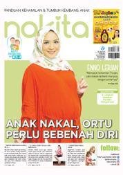 Cover Majalah nakita ED 966 2017