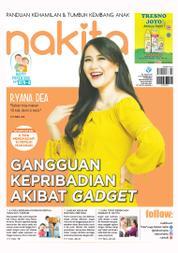 Cover Majalah nakita ED 967 2017