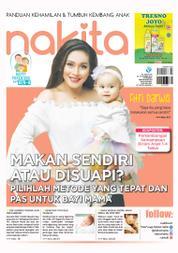 Cover Majalah nakita ED 969 2017