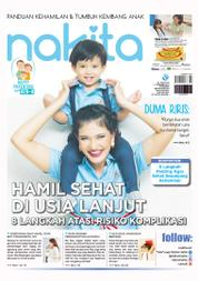 Cover Majalah nakita ED 970 2017