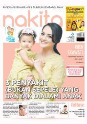 Cover Majalah nakita ED 971 2017