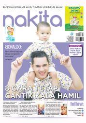 Cover Majalah nakita ED 972 2017