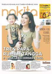 Cover Majalah nakita ED 975 2017