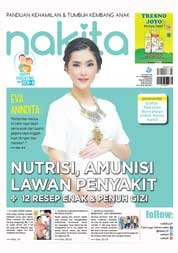 Cover Majalah nakita ED 976 2017