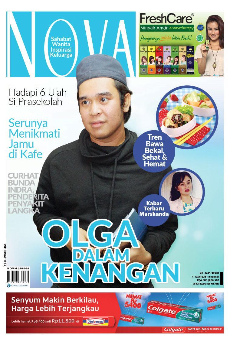 NOVA Digital Magazine ED 1415 2015