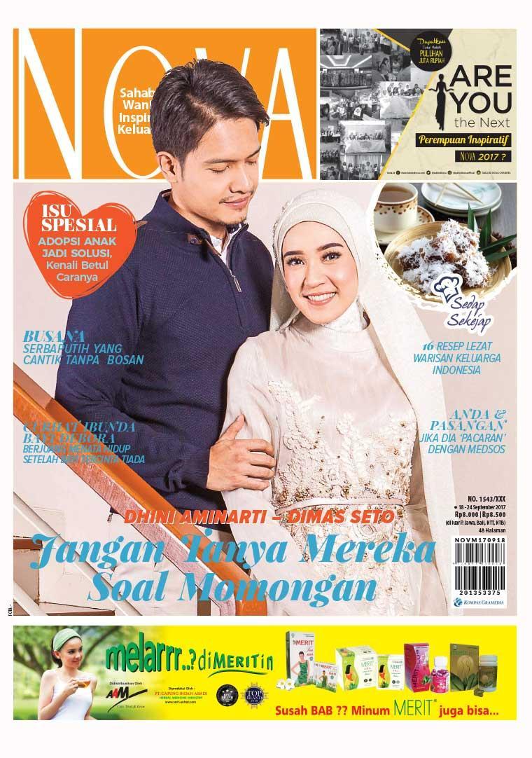 Majalah Digital NOVA ED 1543 2017