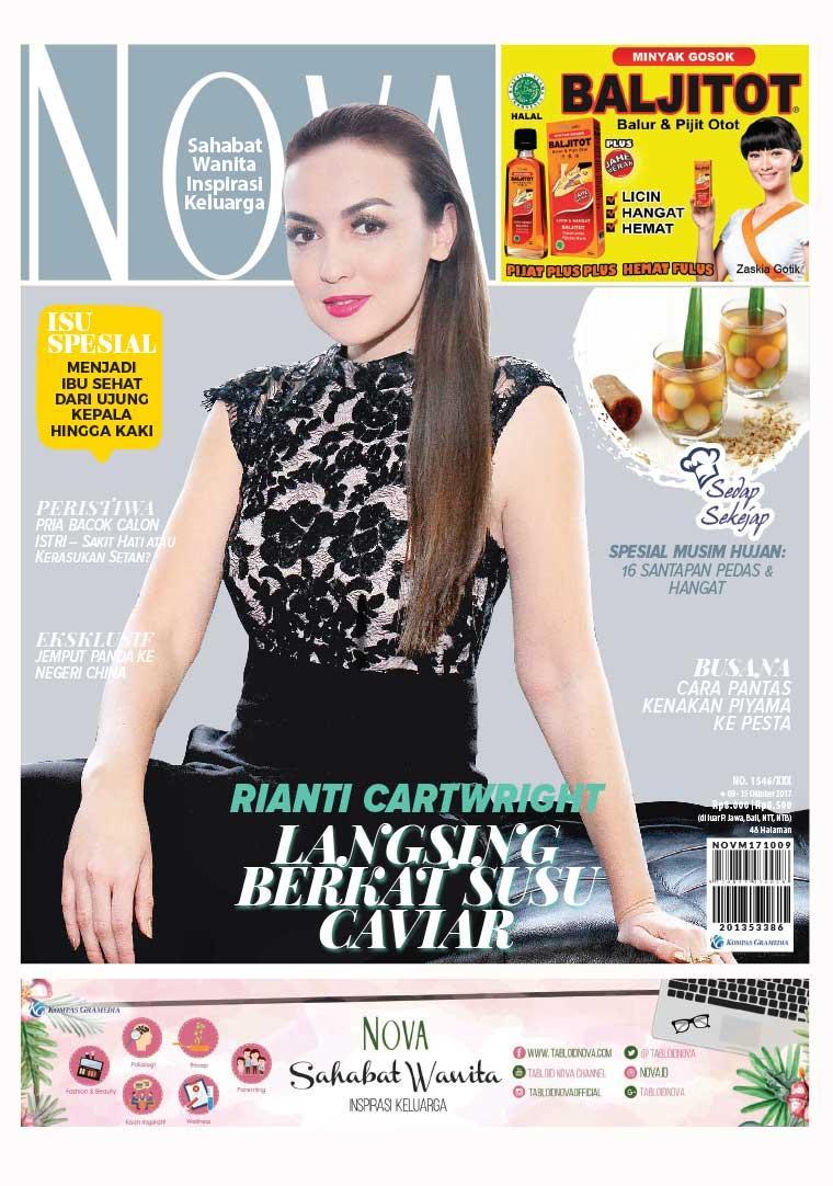 Majalah Digital NOVA ED 1546 2017